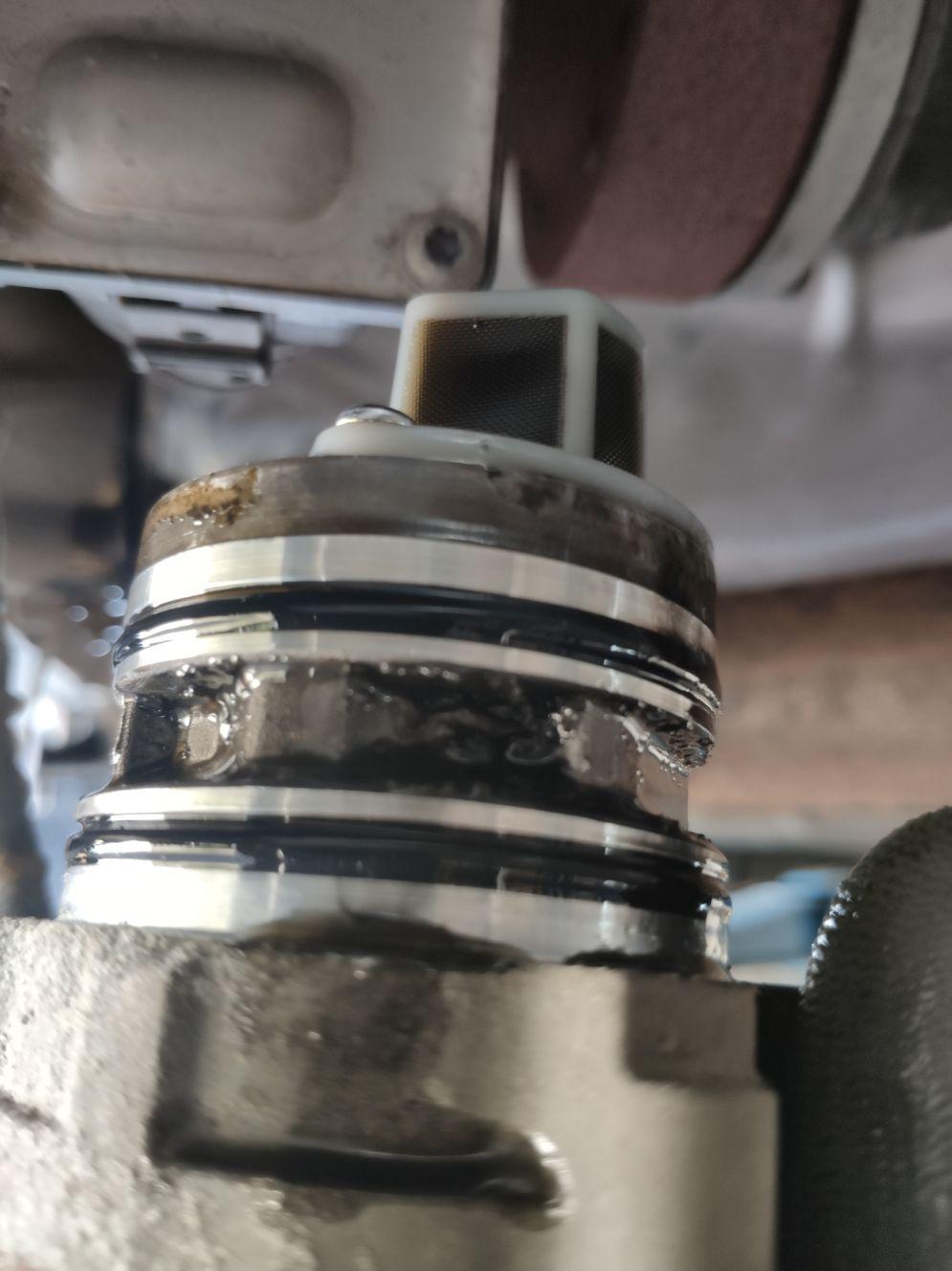 Haldex brudna pompa