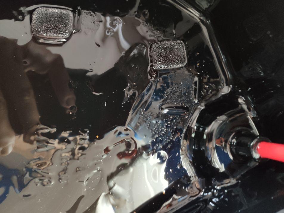 Multivan Opiłki w misce olejowej